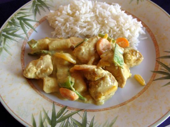 Poulet Au Lait De Coco Au Gingembre Et Au Curry Djibouti Fresh Market